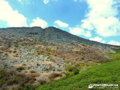 Ocejón - Sierra de Ayllón; ruta senderismo semana santa viajes bosques encantados